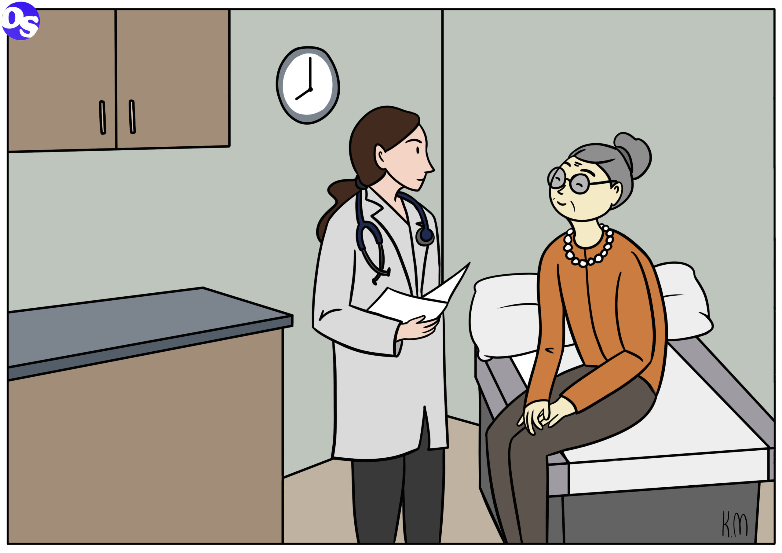 4. Osaan puhua hyvinvoinnista ja terveydestä